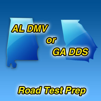 Option 4 — Georgia DDS or Alabama DMV Road Test Preparation Using Barber's  Vehicle for Road Test — 4-Hour Session