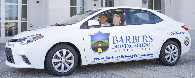 Senior Driver Services