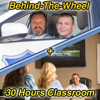 Rehabilitation Behind The Wheel Training 30 Hours Classroom
